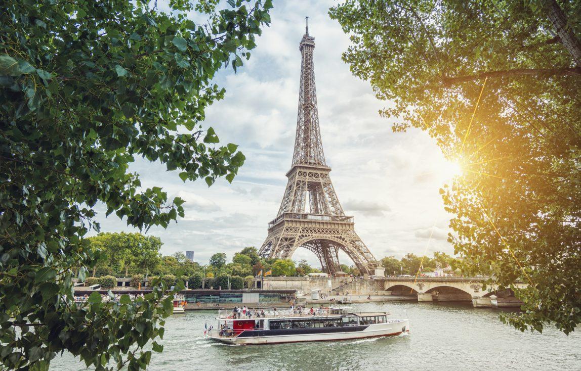 Ranska Pariisi Eiffeltorni