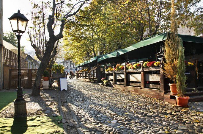 Serbia Belgrad katu