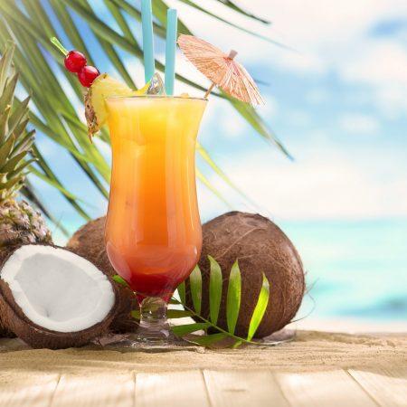 Risteily MSC Cruises drinkki