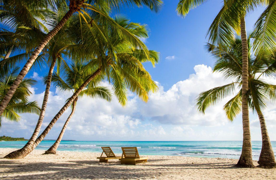 Dominikaaninen tasavalta Punta Cana ranta
