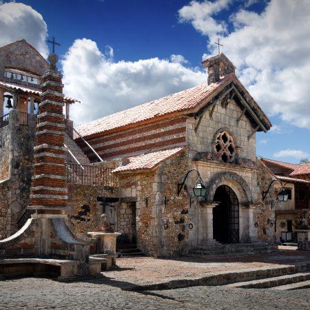Dominikaaninen tasavalta La Romana kirkko