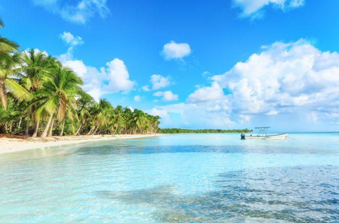Dominikaaninen tasavalta La Romana ranta