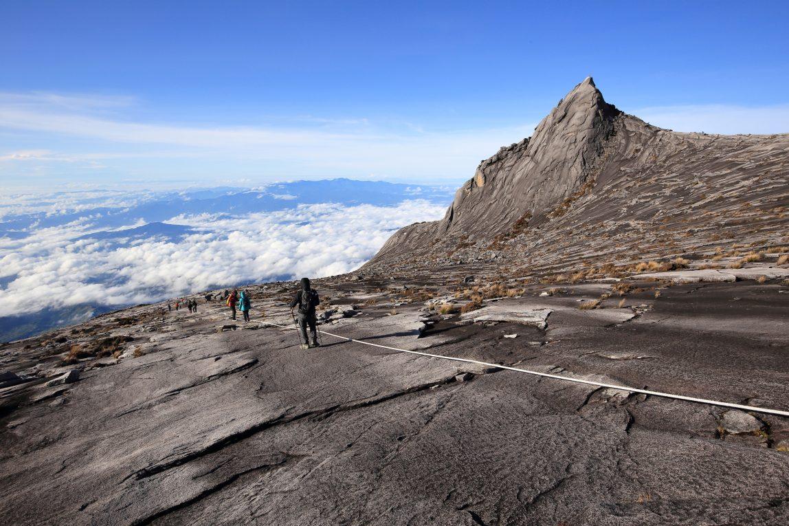 Malesia Kota Kinabalu vuoristokiipeily