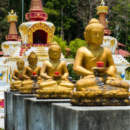 Malesia Langkawi temppeli