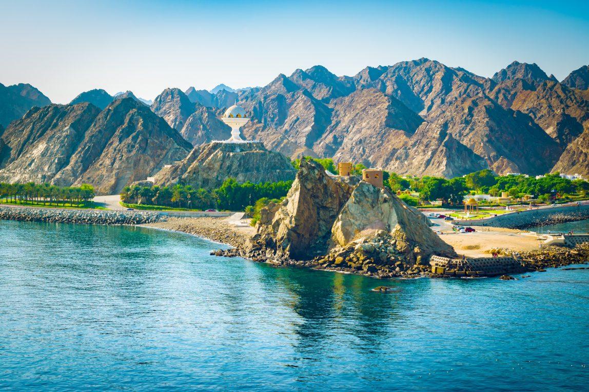 Oman linna