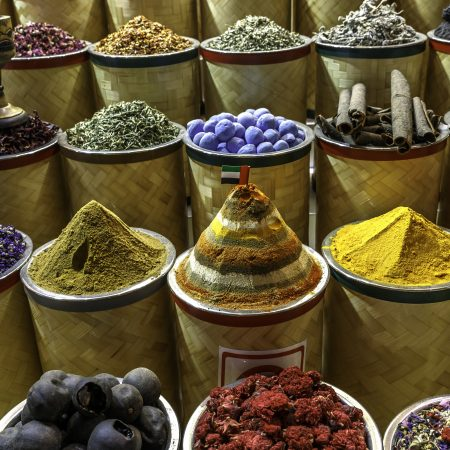 Oman mausteita