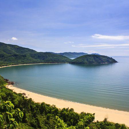 Vietnam Da Nang ranta