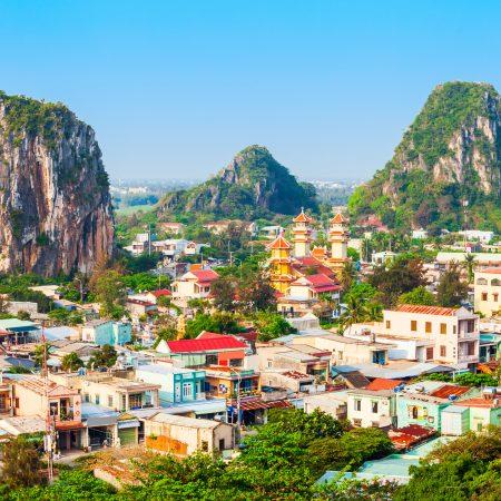 Vietnam Da Nang taloja