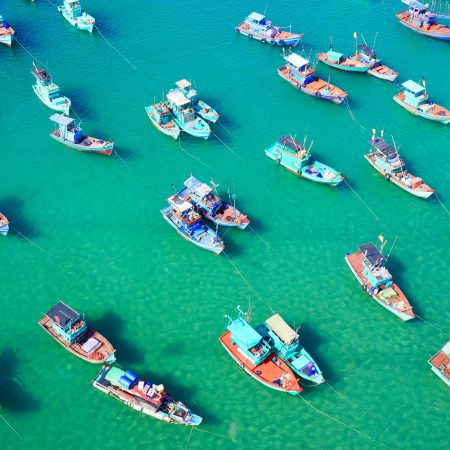 Vietnam Phu Quoc veneitä