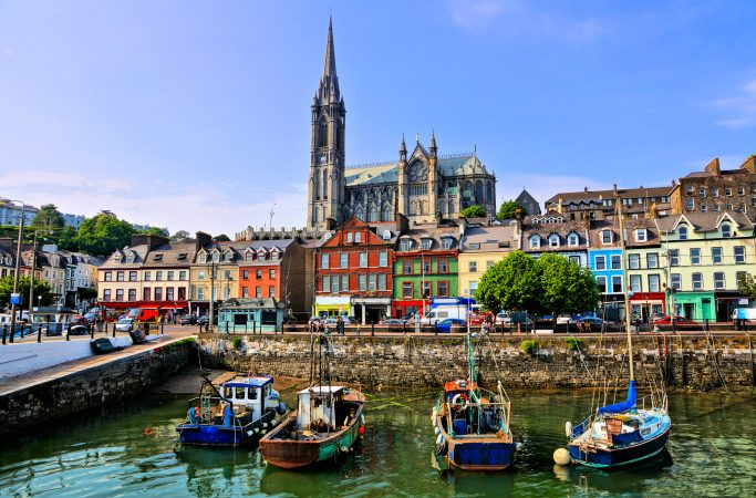 Irlanti Cork kaupunki