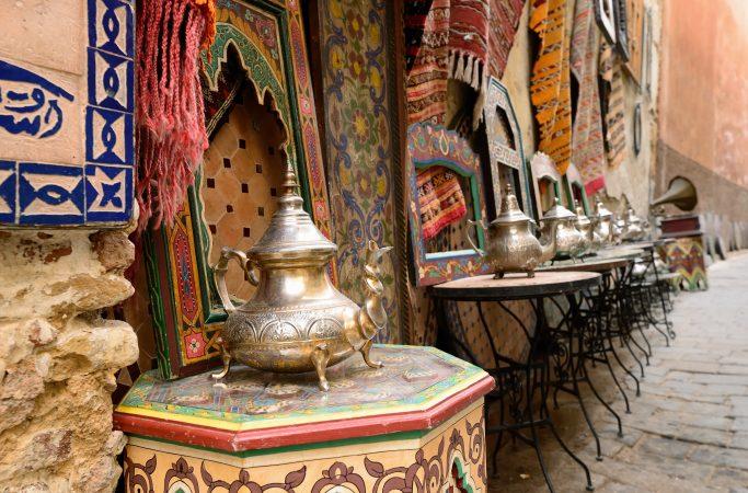 Marokko markkina