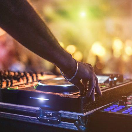 Espanja Ibiza DJ