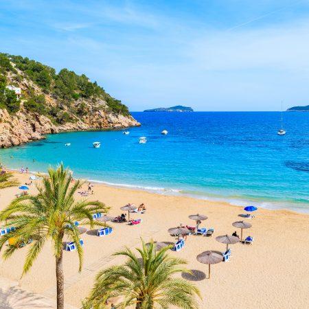 Espanja Ibiza ranta