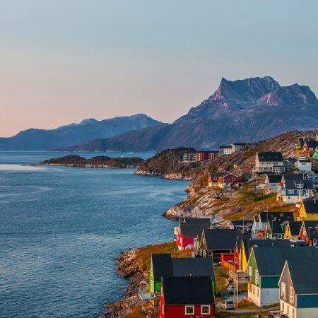 Grönlanti kaupunki