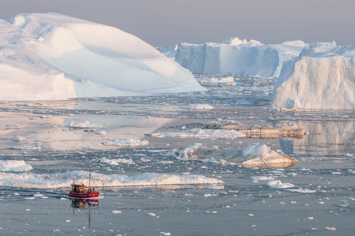 Grönlanti jäinen meri