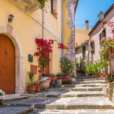 Sisilia kylä