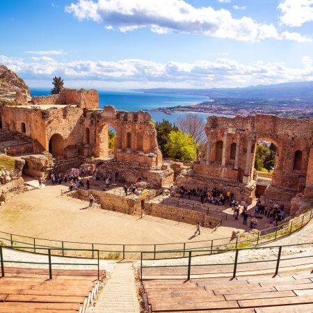Sisilia amfiteatteri